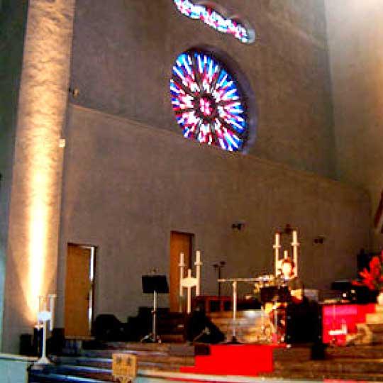 南こうせつ 世界平和記念聖堂